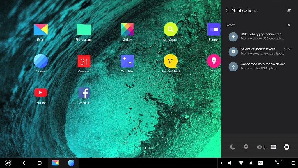 Allwinner prepara portátil barato con Remix OS 30