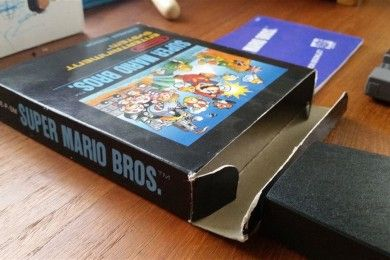 Super Mario Bros en menos de cinco minutos, nuevo récord