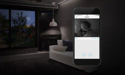 Nueva NC230 de TP-LINK, cámara HD con visión nocturna 30