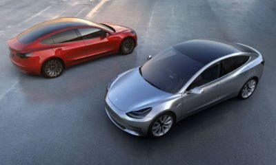 Tesla Model 3, el coche eléctrico dirigido a las masas