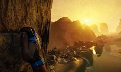 The Climb ya disponible para Oculus Rift 72