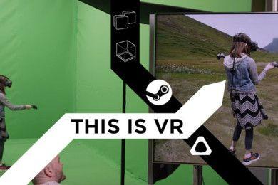 Valve muestra la realidad virtual desde dentro