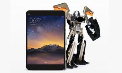 No te pierdas esta tablet que se transforma en robot 88