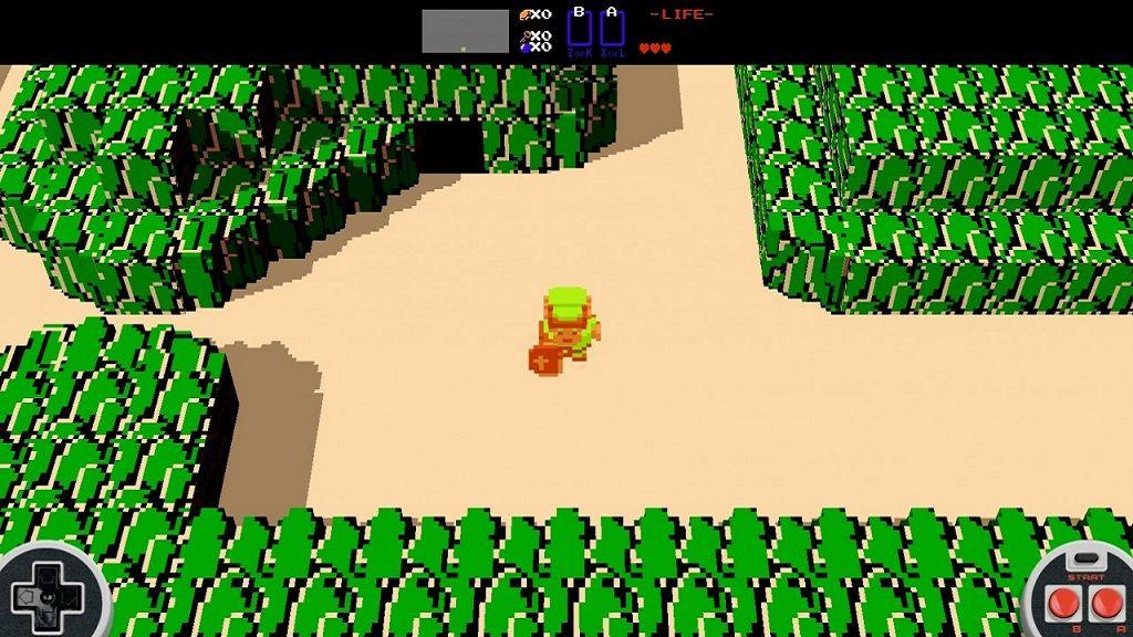 Nintendo obliga a retirar la versión 3D del Zelda de NES 29