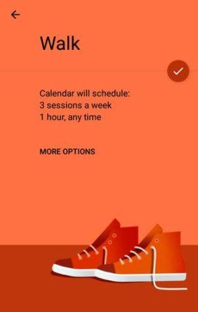 Google Calendar quiere ayudarte a conseguir tus objetivos 41