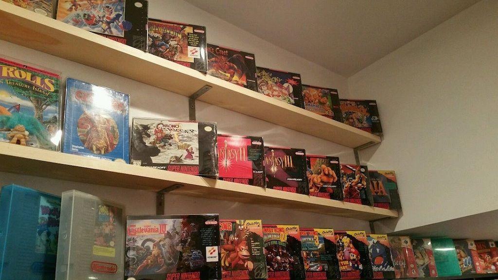 ¿Cuanto pagarías por esta enorme colección de juegos? 27