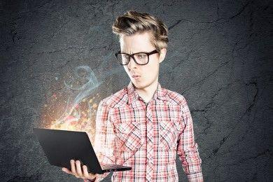 Un hombre se carga miles de páginas con un comando erróneo (actualizado)
