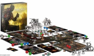 El juego de mesa de Dark Souls bate récords en Kickstarter 53