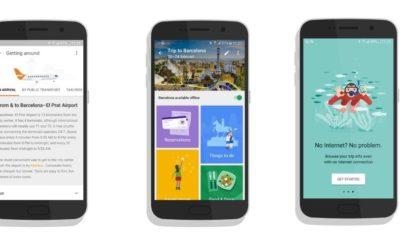 Así será Google Trips, el organizador de viajes que prepara  Google 32