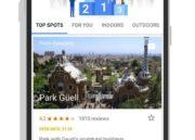 Así será Google Trips, el organizador de viajes que prepara  Google 40