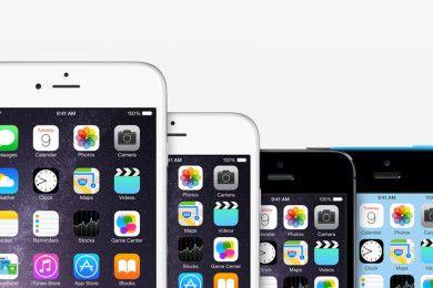 Caen las ventas del iPhone por primera vez