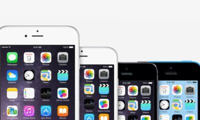 Caen las ventas del iPhone por primera vez 61