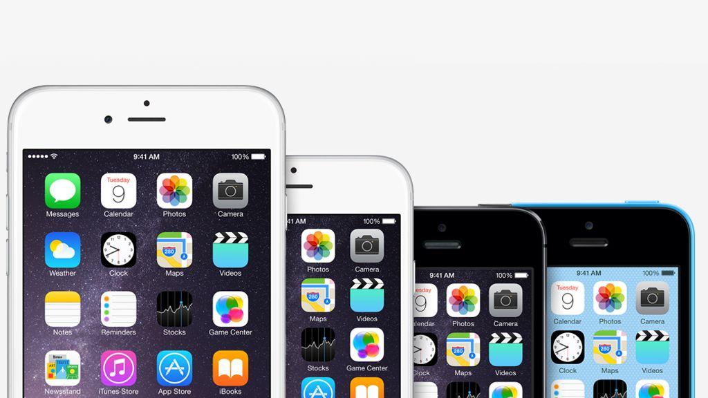 Caen las ventas del iPhone por primera vez 30