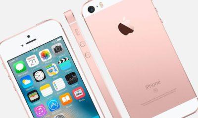 iPhone SE, ¿puede resistir una prueba de doblado? 69
