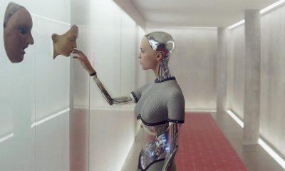 Tocar a robots en ciertas zonas puede llegar a producir excitación 112