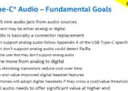 Intel propone al USB-C como sustituto del jack de audio 34