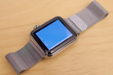 ¿Windows 95 en el Apple Watch? El mismo