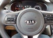 Kia Optima, el desafío 57