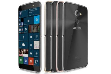 Alcatel Idol4 Pro, Windows 10 Mobile no está muerto