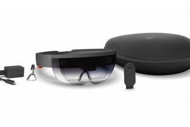Aquí están todas las especificaciones de Microsoft HoloLens