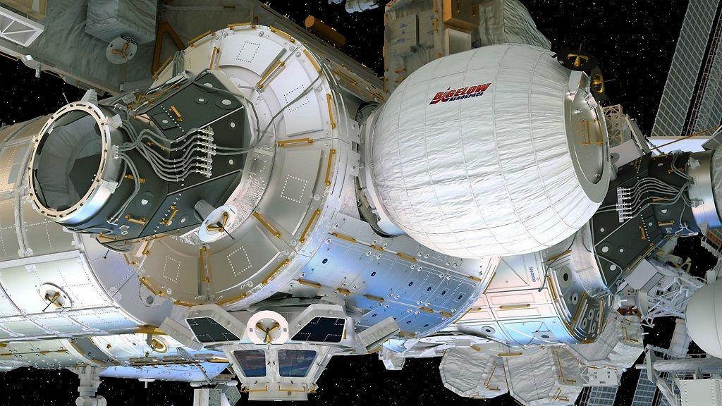 La NASA consigue inflar el nuevo módulo de la ISS 30
