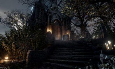 Recrean Bloodborne en Unreal Engine 4 59