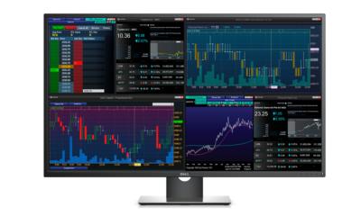 Nuevo monitor Dell P4317Q de 43 pulgadas 77