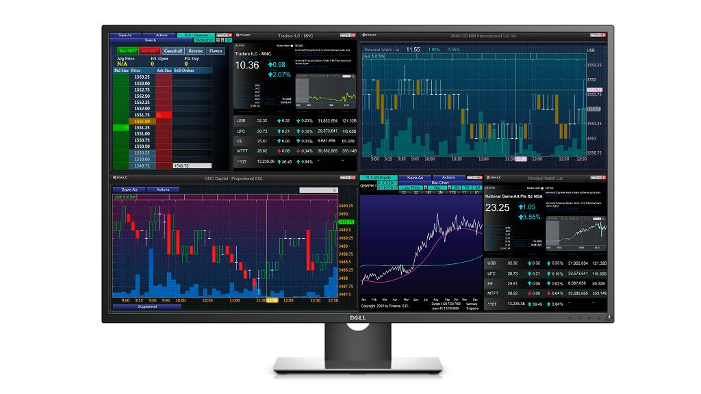 Nuevo monitor Dell P4317Q de 43 pulgadas 31