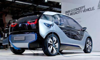 El BMW i3 eléctrico alcanza las 114 millas de autonomía