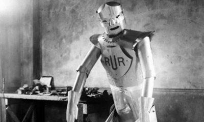 Reino Unido quiere recrear el primer robot británico 77