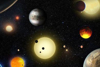 NASA identifica otros 1.200 exoplanetas ¿Habrá vida ahí fuera?