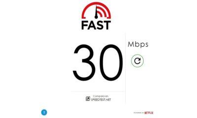 Netflix lanza Fast.com para medir la velocidad de tu conexión 78