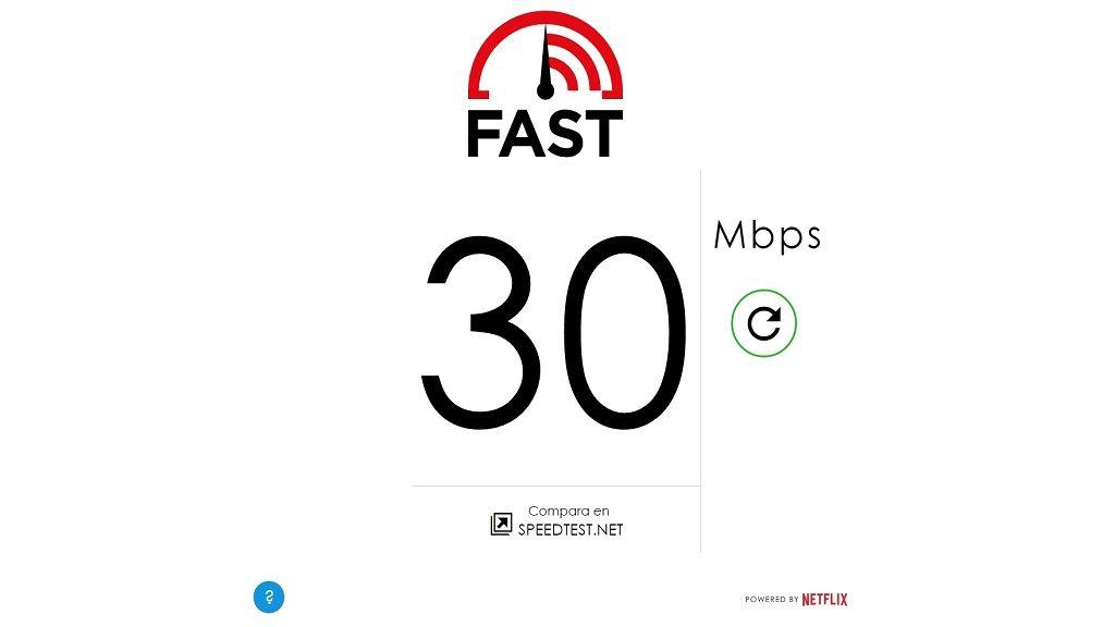 Netflix lanza Fast.com para medir la velocidad de tu conexión 32