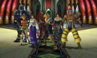 Final Fantasy 10 y 10-2 HD Remaster asoman en Steam 30