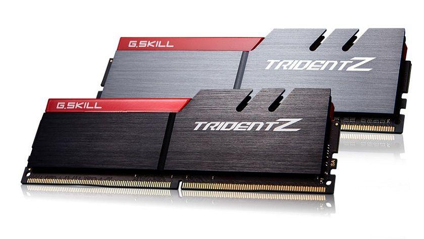 G.SKILL lleva su DDR4 Trident Z a 5 GHz 30