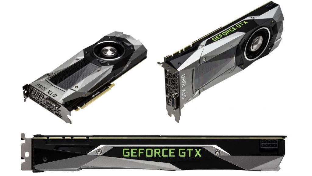 NVIDIA anuncia la GTX 1080, especificaciones y precio 30
