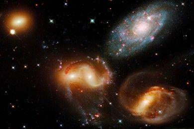Encuentran la galaxia más débil de todo el universo conocido