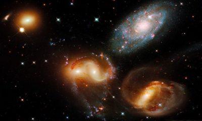 Encuentran la galaxia más débil de todo el universo conocido 33