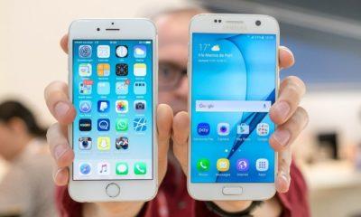 Eric Schmidt prefiere el Galaxy S7 al iPhone, ¿por qué? 82
