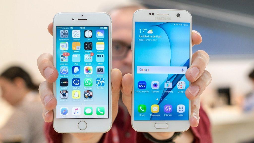 Eric Schmidt prefiere el Galaxy S7 al iPhone, ¿por qué? 37