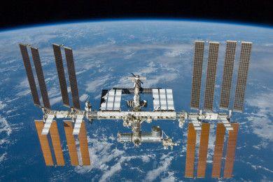 ISS completa 100.000 giros a la Tierra