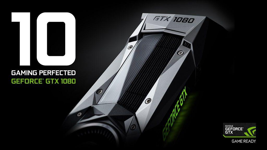 La GTX 1080 casi empata con la Radeon Pro Duo 33