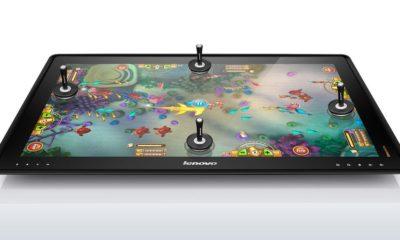 Lenovo prepara una tablet de 18,4 pulgadas 74
