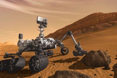 La NASA utiliza HoloLens para crear el Mars rover