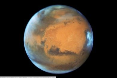 El Hubble nos deja una nueva y detallada imagen de Marte