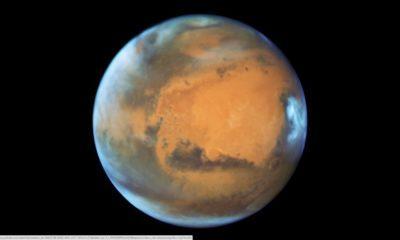 El Hubble nos deja una nueva y detallada imagen de Marte 72
