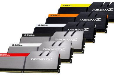 G.Skill anuncia memorias DDR4 a 4266 MHz