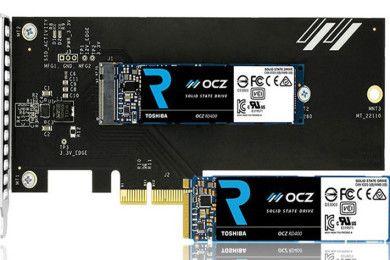 Toshiba OCZ RD400, SSD PCIe rapidísima