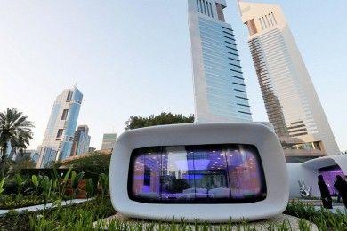 La primera oficina impresa en 3D abre en Dubai