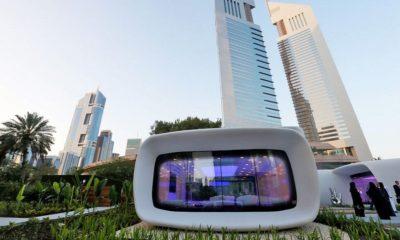La primera oficina impresa en 3D abre en Dubai 73